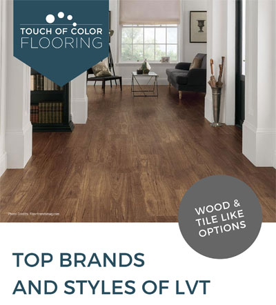 Top Brands and Styles of LVT